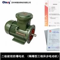 YB3防爆电机源头厂家 二级能效电动机隔爆型