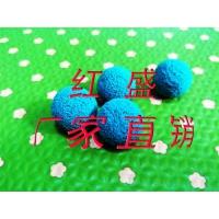 冷凝器自动清洗装置-清洗凝汽器专用胶球-红盛厂家直销可定制