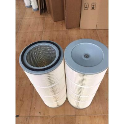 除尘滤筒 - 法兰盘除尘滤筒 - 保证质量厂家