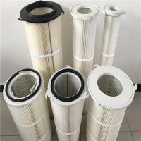 除尘器滤筒型号大全 - 除尘器滤筒生产厂家