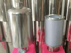 真空泵油烟过滤器分为哪些类型?