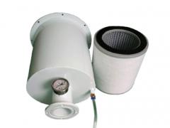 更换真空泵滤芯的方法及步骤