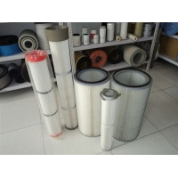厂家直销 法兰除尘滤芯 2米高除尘滤芯 价格