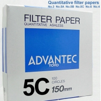 东洋ADVANTEC 5C-150定量滤纸