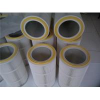 锥形覆膜粉尘滤筒-生产厂家