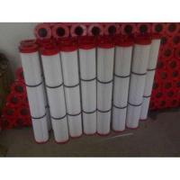 国产覆膜聚酯纤维滤筒-除尘滤芯 进口价格