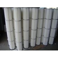 激光切割烟气PTFE覆膜除尘滤芯 制造厂家