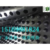 武汉车库种植排水板@鄂州2公分车库滤疏水板