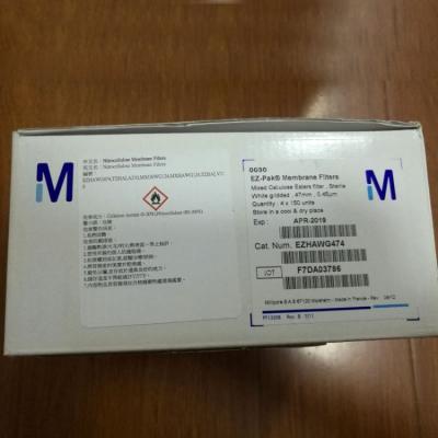 Millipore微生物检测滤膜  EZHAWG474