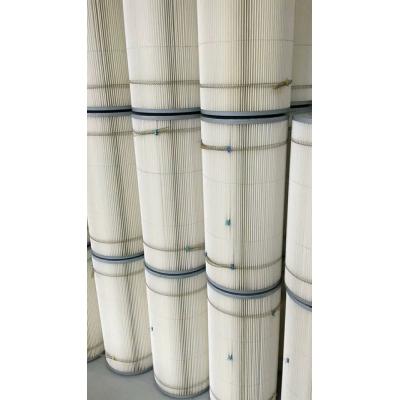 350*1320 OTEE金属网覆膜除尘滤芯-生产厂家