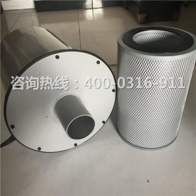 单晶硅行业应用过滤器_H150滑阀式真空泵油烟过滤器生产厂家