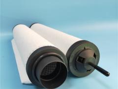 真空泵排气过滤器的使用与维护