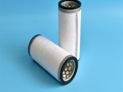 真空泵排气滤芯技术性能