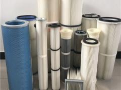 除尘滤芯的性能特点及保养维护