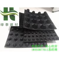北京车库种植屋面绿化蓄水排水板/厂家直销