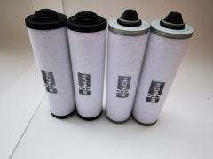 普旭真空泵排气过滤器作用与原理