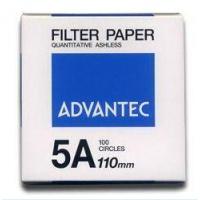 NO.5A日本东洋Advantec定量滤纸 东洋5A110