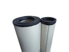 清洁和更换挖掘机空气滤芯的注意事项
