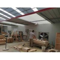 水式打磨房,干式打磨房,结构特点和用途