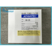 GS-25 日本ADVANTEC东洋玻璃纤维滤纸