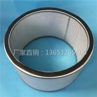 PVD真空镀膜行业排烟滤芯 - 工业排烟滤芯生产厂家