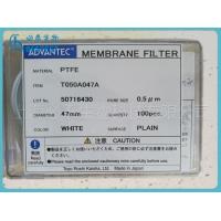 T050A047A东洋Advantec 疏水性 PTFE滤膜
