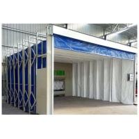 多用途伸缩移动房,喷漆房技术方案及报价