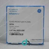 1820-090 Whatman玻璃微纤维滤纸 GF/A