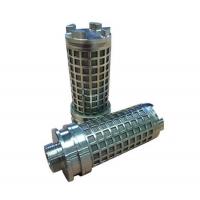 煤机用不锈钢滤芯 反冲洗过滤器滤芯 不锈钢烧结滤芯