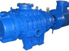ZJQ系列气冷式罗茨真空泵介绍