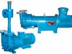 2BV系列真空泵的性能特点及技术参数