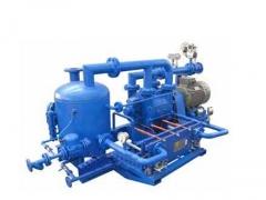 水环式真空泵闭路循环系统主要特点及选型注意事项