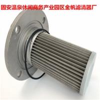 MP FILTRI-翡翠滤芯-液压过滤器滤芯MP8302