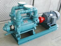 水环式真空泵的六个注意事项、轴承温度升高的处理及其注意事项