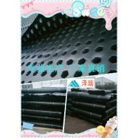 咸宁2公分25高车库排水板-全天发货
