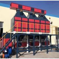 催化燃烧废气处理设备的基本原理及催化剂的种类
