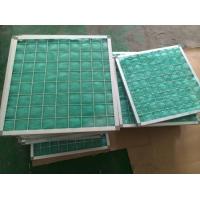 喷漆房玻璃纤维空气过滤器 定做玻璃纤维过滤器 玻璃纤维过滤网