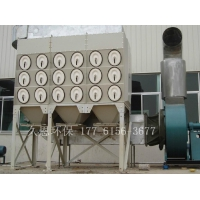 久恩滤筒式除尘器有哪些特点和工作原理
