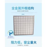 初效板式过滤器的通用性好 初效空气过滤器的重量轻 初效过滤器