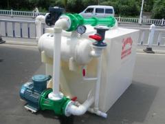 水喷射真空泵的结构介绍
