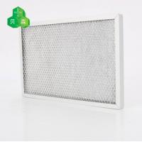 苏州贝森铝箔网组合除尘设备初效过滤网