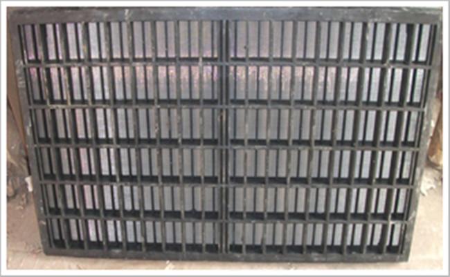 框架高频振动筛网4