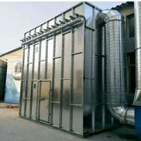2万-10万风量木工厂除尘设备全套流程方案