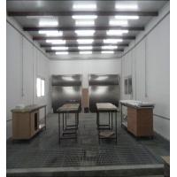 环保型无尘面漆房底漆房 详细配置及报价