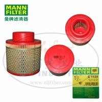 MANN-FILTER(曼牌滤清器)空气滤清器滤芯C1131