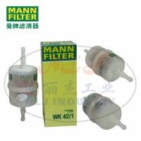 MANN-FILTER(曼牌滤清器)燃滤WK42/1