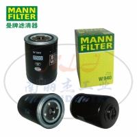 MANN-FILTER(曼牌滤清器)机油滤清器滤芯W940