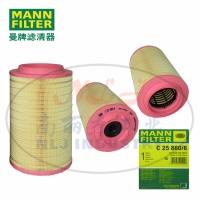MANN-FILTER(曼牌滤清器)空滤C25860/6