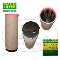 MANN-FILTER(曼牌滤清器)安全芯CF710