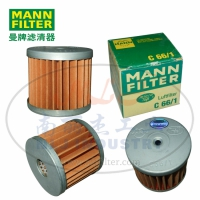MANN-FILTER(曼牌滤清器)空气滤清器滤芯C66/1